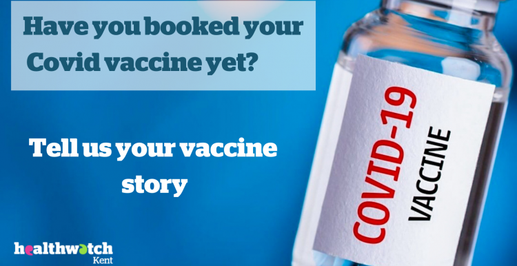 tell us your vaccine story