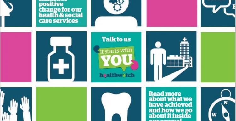 Healthwatch Kent annual report