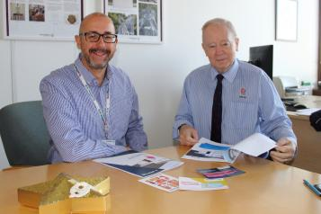 Healthwatch Kent share feedback with the leader of Gravesham Borough Council