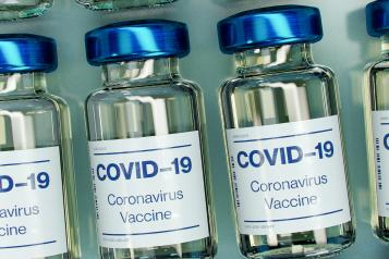 covid vaccine coming to Kent