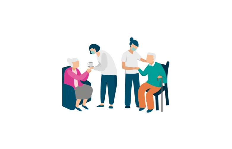 Care Homes in Kent in Covid