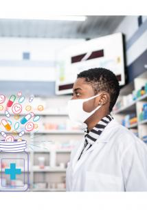 pharmacies and covid the reality